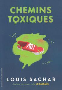 Chemins toxiques, de Louis Sachar